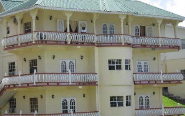 Rich View Hotel вид на фасад