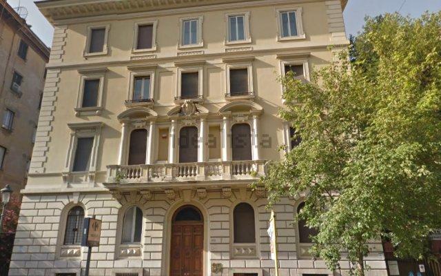 Отель Vatican Templa Deum вид на фасад
