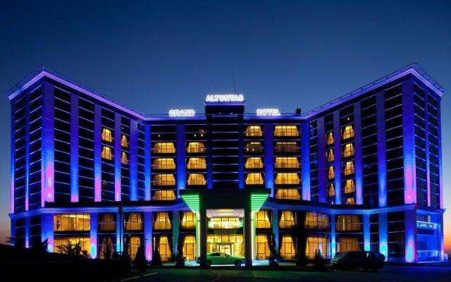 Grand Altuntas Hotel Турция, Селиме - отзывы, цены и фото номеров - забронировать отель Grand Altuntas Hotel онлайн вид на фасад