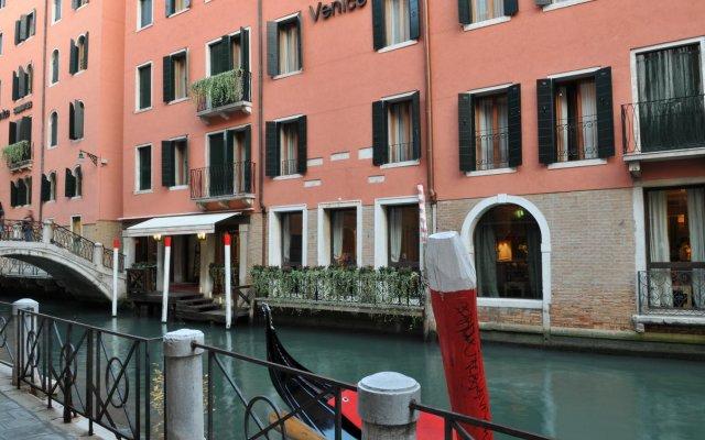 Отель Splendid Venice – Starhotels Collezione Италия, Венеция - 1 отзыв об отеле, цены и фото номеров - забронировать отель Splendid Venice – Starhotels Collezione онлайн вид на фасад
