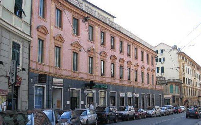 Отель Galata Италия, Генуя - отзывы, цены и фото номеров - забронировать отель Galata онлайн вид на фасад