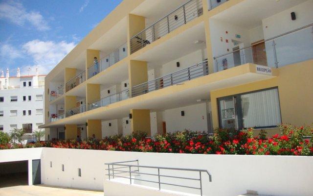 Отель Apartamentos Mantamar II вид на фасад
