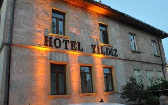 Отель Yıldız - Ürgüp вид на фасад