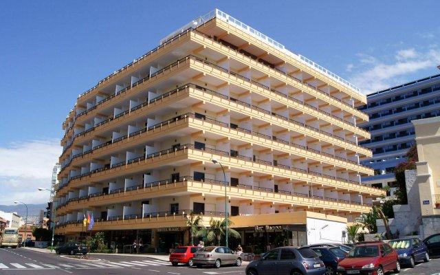 HC Hotel Magec вид на фасад