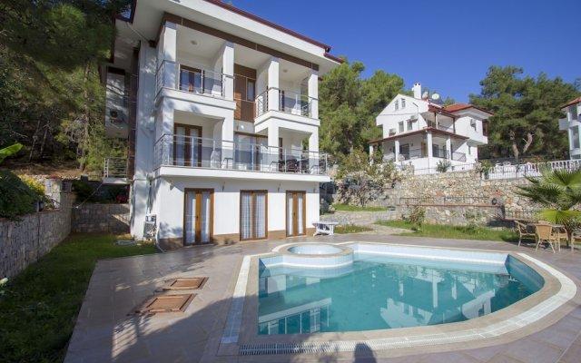 Olympia Villas Турция, Олудениз - отзывы, цены и фото номеров - забронировать отель Olympia Villas онлайн вид на фасад