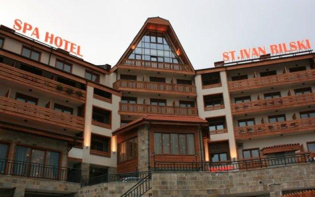 Отель Panorama Resort Болгария, Банско - отзывы, цены и фото номеров - забронировать отель Panorama Resort онлайн вид на фасад