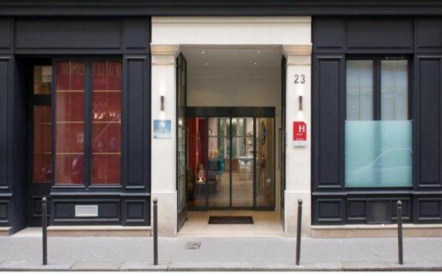 Отель Basile Франция, Париж - отзывы, цены и фото номеров - забронировать отель Basile онлайн вид на фасад