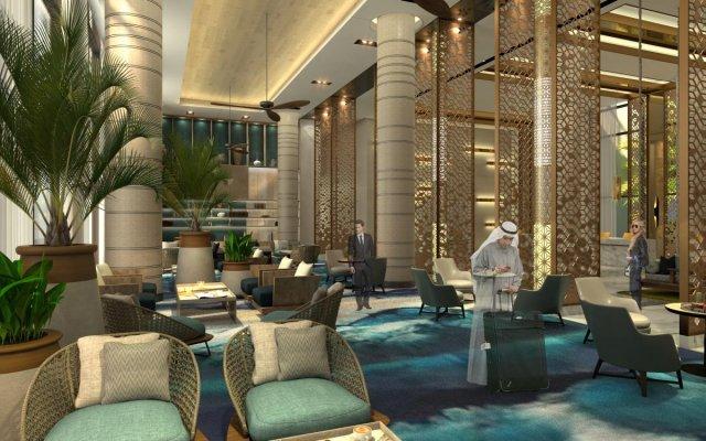 Hilton Abu Dhabi Yas Island 2