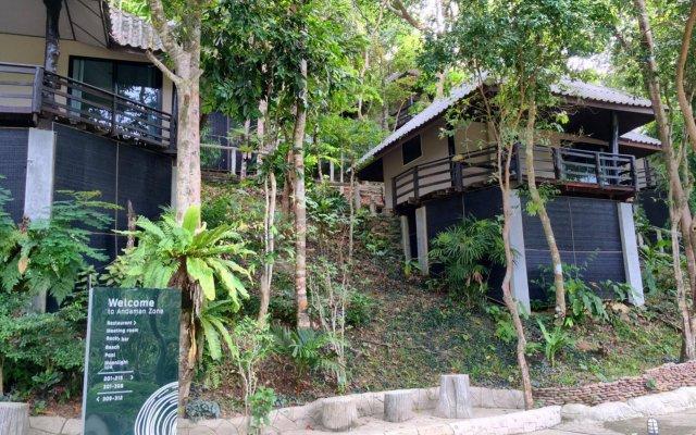 Отель Moonlight Exotic Bay Resort вид на фасад