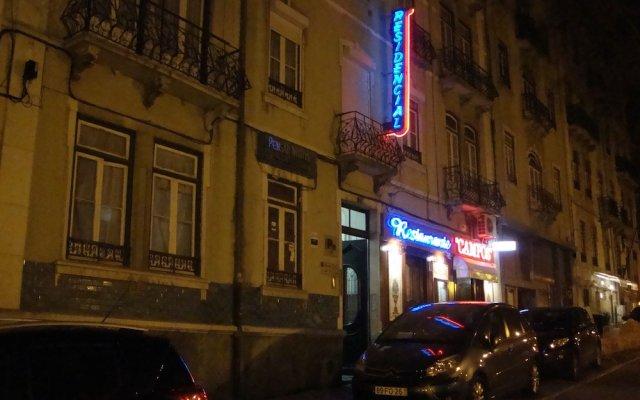 Отель Residencial Marisela вид на фасад