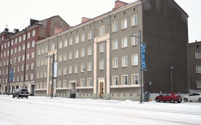 Апартаменты 2ndhomes Hatanpää Apartment вид на фасад
