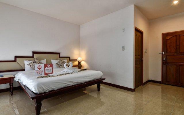 Отель NIDA Rooms Talat Yai Old Town Phuket комната для гостей