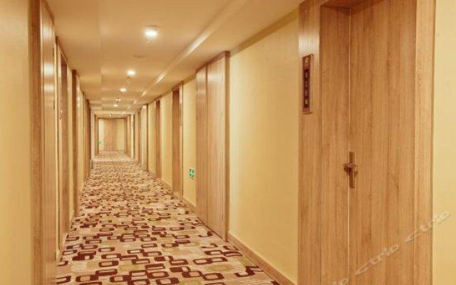 Отель Jindi Holiday Hotel Китай, Сиань - отзывы, цены и фото номеров - забронировать отель Jindi Holiday Hotel онлайн интерьер отеля