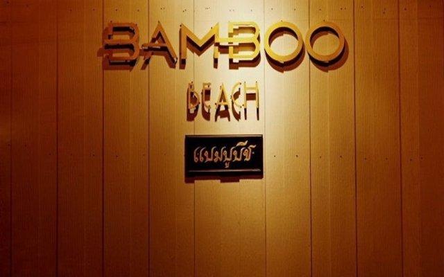 Отель Bamboo Beach Hotel And Spa Таиланд, Пхукет - 4 отзыва об отеле, цены и фото номеров - забронировать отель Bamboo Beach Hotel And Spa онлайн вид на фасад