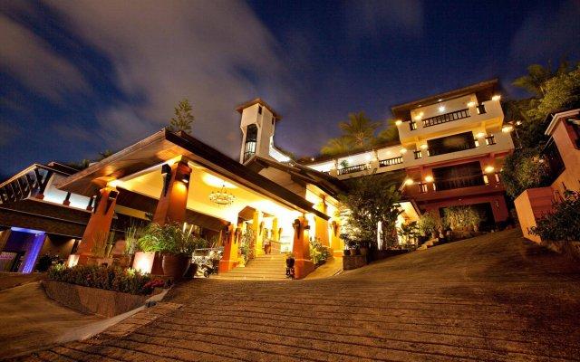 Курортный отель C&N Resort and Spa вид на фасад