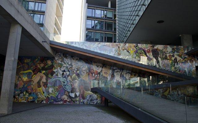Отель VIP Executive Art's Португалия, Лиссабон - 1 отзыв об отеле, цены и фото номеров - забронировать отель VIP Executive Art's онлайн парковка