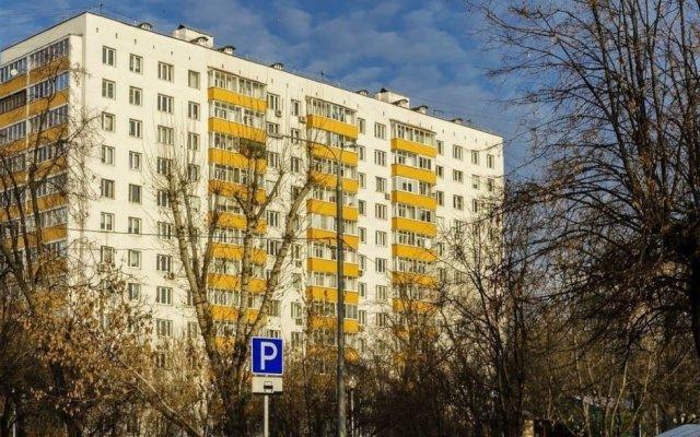 Гостиница Inndays на Спортивной в Москве 5 отзывов об отеле, цены и фото номеров - забронировать гостиницу Inndays на Спортивной онлайн Москва вид на фасад