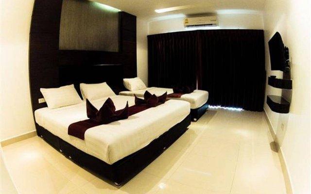 Отель Tribe Hotel Pattaya Таиланд, Чонбури - отзывы, цены и фото номеров - забронировать отель Tribe Hotel Pattaya онлайн комната для гостей
