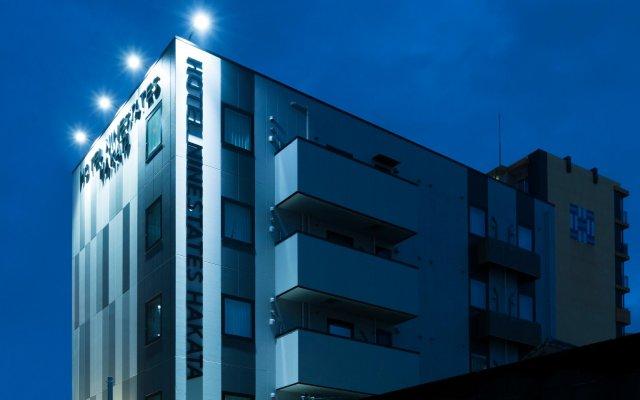 Hotel Ninestates Hakata Порт Хаката вид на фасад