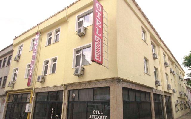 Acikgoz Hotel Турция, Эдирне - отзывы, цены и фото номеров - забронировать отель Acikgoz Hotel онлайн вид на фасад