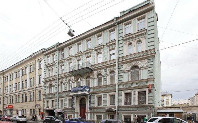 Гостиница РА на Кузнечном 19 вид на фасад