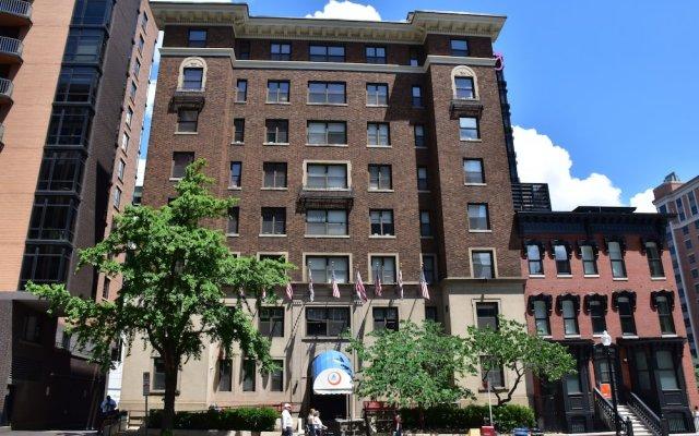 Отель HI Washington DC - Hostel США, Вашингтон - 2 отзыва об отеле, цены и фото номеров - забронировать отель HI Washington DC - Hostel онлайн вид на фасад