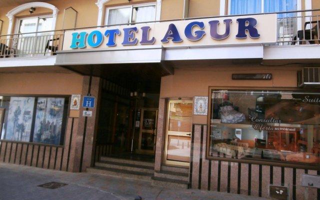 Отель Agur Испания, Фуэнхирола - 2 отзыва об отеле, цены и фото номеров - забронировать отель Agur онлайн вид на фасад