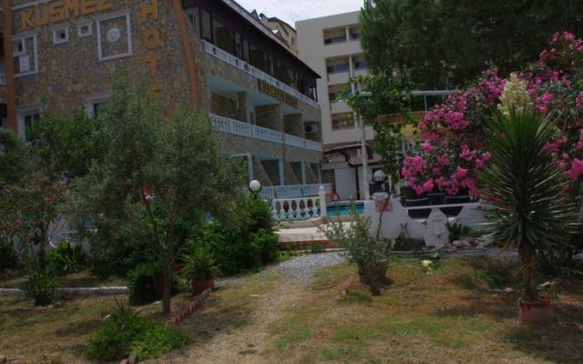 Kusmez Hotel Турция, Алтинкум - отзывы, цены и фото номеров - забронировать отель Kusmez Hotel онлайн вид на фасад
