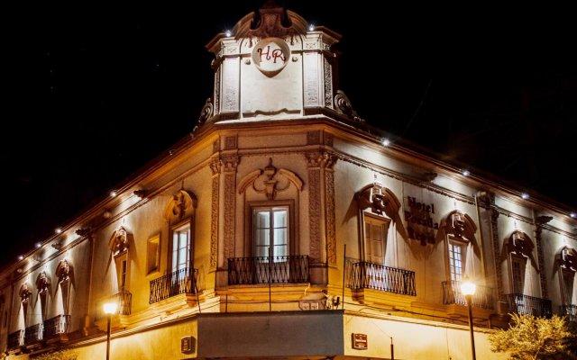 Отель Posada Regis de Guadalajara Мексика, Гвадалахара - отзывы, цены и фото номеров - забронировать отель Posada Regis de Guadalajara онлайн вид на фасад