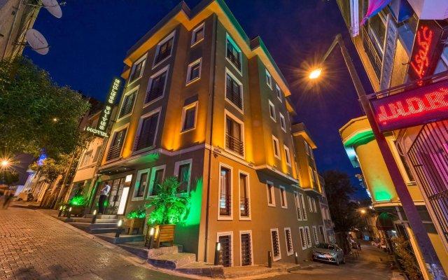 Отель Endless Suites Taksim вид на фасад