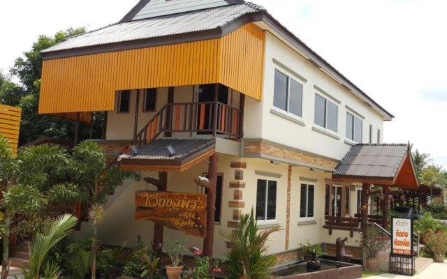 Отель Viang Suphorn Garden Resort вид на фасад