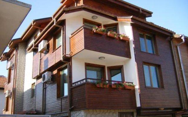 Отель Dari Guest House Несебр вид на фасад