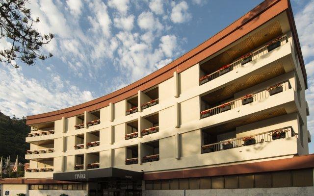 Отель Tivoli Sintra вид на фасад