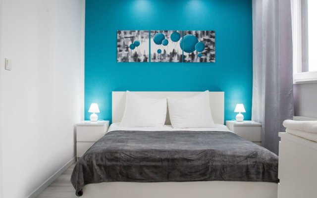Отель Pure Rental Apartments - City Residence Польша, Вроцлав - отзывы, цены и фото номеров - забронировать отель Pure Rental Apartments - City Residence онлайн вид на фасад