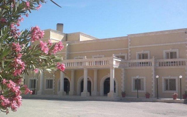 Отель Grand View Hotel Иордания, Вади-Муса - отзывы, цены и фото номеров - забронировать отель Grand View Hotel онлайн вид на фасад