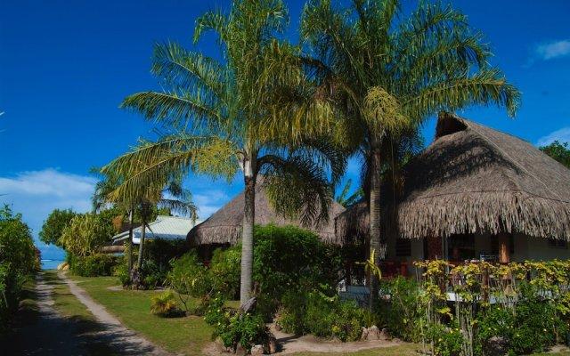 Fare Edith - Near Painapo Beach