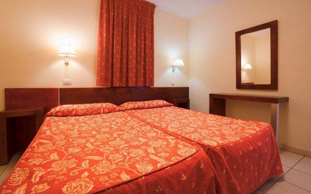 Отель Blue Sea Jandia Luz Apartamentos комната для гостей