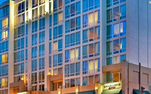 Отель Generator Washington DC США, Вашингтон - отзывы, цены и фото номеров - забронировать отель Generator Washington DC онлайн вид на фасад