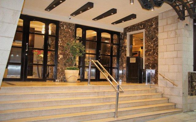 National Hotel Jerusalem Израиль, Иерусалим - 6 отзывов об отеле, цены и фото номеров - забронировать отель National Hotel Jerusalem онлайн вид на фасад