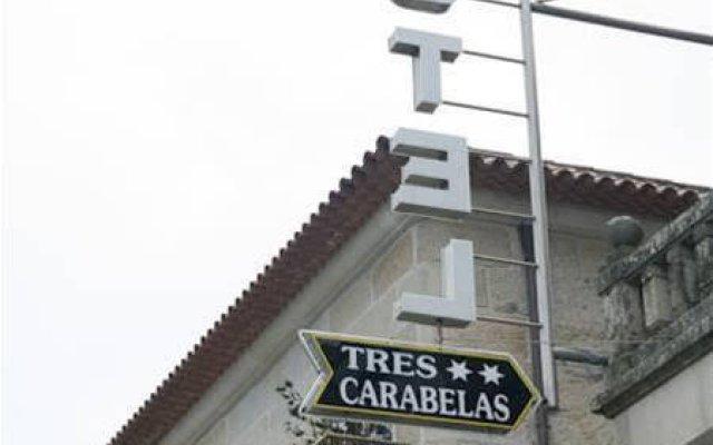 Отель Tres Carabelas Испания, Байона - отзывы, цены и фото номеров - забронировать отель Tres Carabelas онлайн вид на фасад