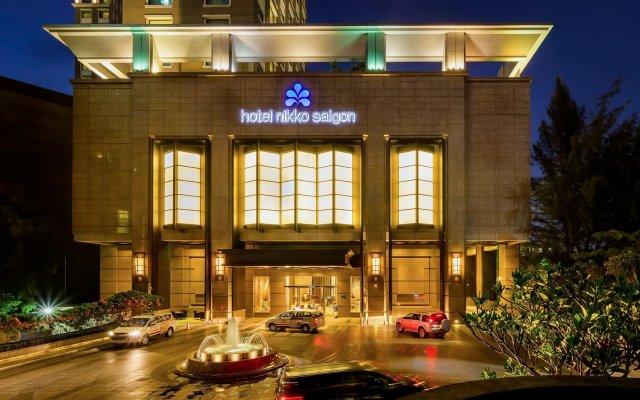 Отель Nikko Saigon Вьетнам, Хошимин - 1 отзыв об отеле, цены и фото номеров - забронировать отель Nikko Saigon онлайн вид на фасад