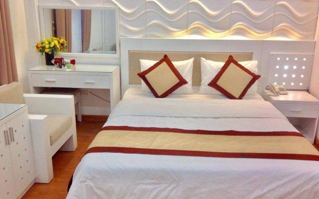 New Hotel 2 Hanoi комната для гостей