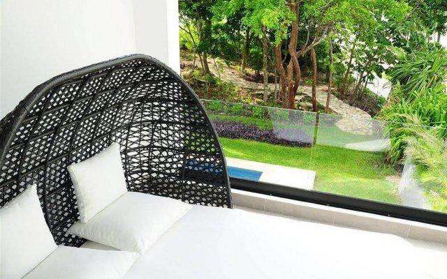 Отель Pure All Suites Riviera Maya Плая-дель-Кармен комната для гостей