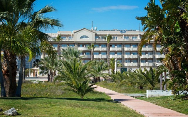 Отель Elba Motril Beach & Business Resort Испания, Мотрил - отзывы, цены и фото номеров - забронировать отель Elba Motril Beach & Business Resort онлайн вид на фасад
