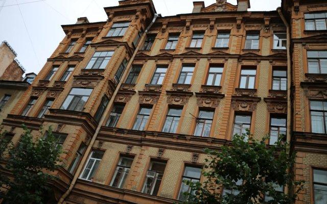 Гостиница Меблированные комнаты Велитель вид на фасад