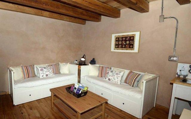 Отель Aparthotel Biosostenible JardÍn Del RÍo Cuervo Трагасете комната для гостей