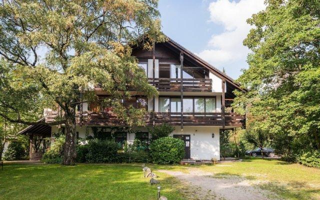 Отель Garden House & Eastpark Apartments Германия, Мюнхен - отзывы, цены и фото номеров - забронировать отель Garden House & Eastpark Apartments онлайн вид на фасад