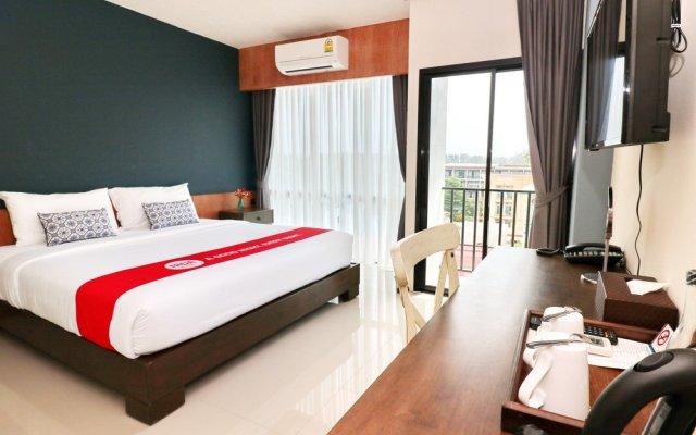 Отель Nida Rooms Naiyang 6 Sakhu вид на фасад