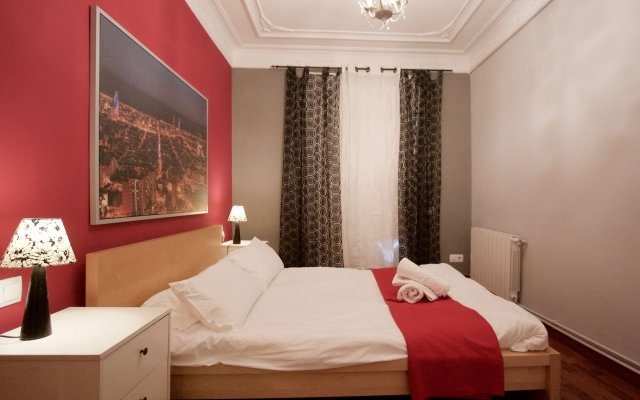 Отель Charm Rambla Catalunya Барселона комната для гостей