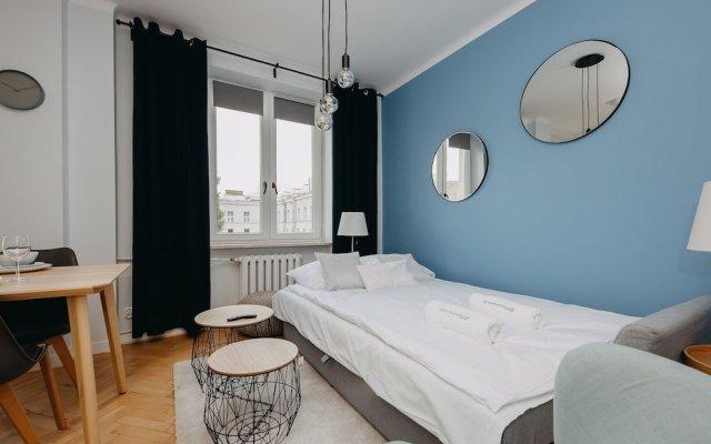 Отель ShortStayPoland Aleje Jerozolimskie (B67) комната для гостей